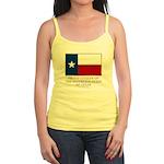 Texas Proud Citizen Jr. Spaghetti Tank