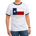 Texas Proud Citizen Ringer T