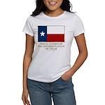 Texas Proud Citizen Women's T-Shirt