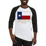 Texas Proud Citizen Baseball Jersey