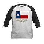 Texas Proud Citizen Kids Baseball Jersey