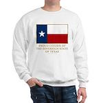 Texas Proud Citizen Sweatshirt