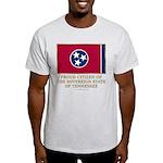 Tennessee Proud Citizen Light T-Shirt