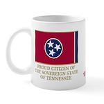 Tennessee Proud Citizen Mug