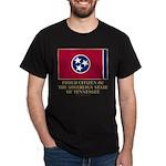 Tennessee Proud Citizen Dark T-Shirt