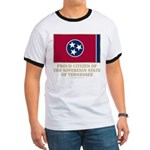 Tennessee Proud Citizen Ringer T
