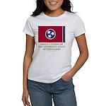 Tennessee Proud Citizen Women's T-Shirt