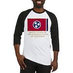 Tennessee Proud Citizen Baseball Jersey