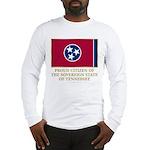 Tennessee Proud Citizen Long Sleeve T-Shirt