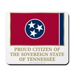 Tennessee Proud Citizen Mousepad