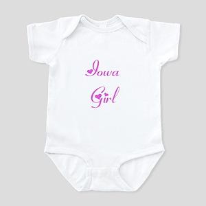 Iowa Girl Infant Bodysuit