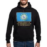 South Dakota Proud Citizen Hoodie (dark)