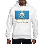 South Dakota Proud Citizen Hooded Sweatshirt
