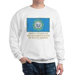 South Dakota Proud Citizen Sweatshirt