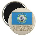 South Dakota Proud Citizen Magnet