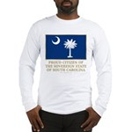 South Carolina Proud Citizen Long Sleeve T-Shirt