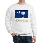 South Carolina Proud Citizen Sweatshirt