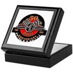 """50 Years of Midgets"" Keepsake Box"