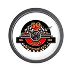 """50 Years of Midgets"" Official Clock"