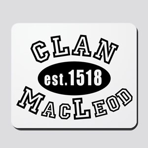 Clan MacLeod Mousepad