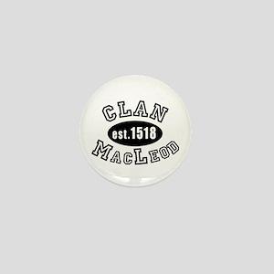 Clan MacLeod Mini Button