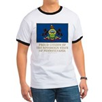 Pennsylvania Proud Citizen Ringer T