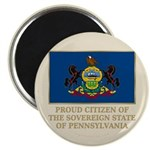 Pennsylvania Proud Citizen Magnet