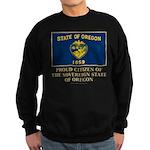 Oregon Proud Citizen Sweatshirt (dark)