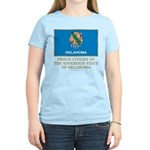 Oklahoma Proud Citizen Women's Light T-Shirt
