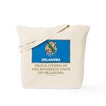 Oklahoma Proud Citizen Tote Bag