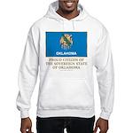 Oklahoma Proud Citizen Hooded Sweatshirt