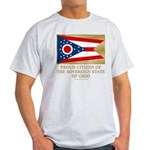 Ohio Proud Citizen Light T-Shirt