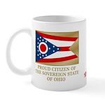 Ohio Proud Citizen Mug