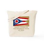 Ohio Proud Citizen Tote Bag