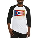 Ohio Proud Citizen Baseball Jersey