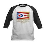 Ohio Proud Citizen Kids Baseball Jersey