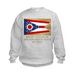Ohio Proud Citizen Kids Sweatshirt