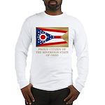 Ohio Proud Citizen Long Sleeve T-Shirt