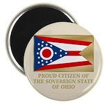 Ohio Proud Citizen Magnet