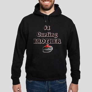#1 Curling Brother Hoodie (dark)