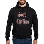 Good Curling Hoodie (dark)