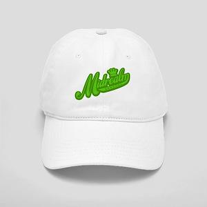 Midrealm green retro Cap