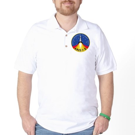 Ares I-X Development Test Fli Golf Shirt