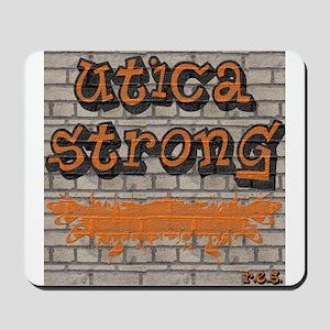 Utica Strong Mousepad