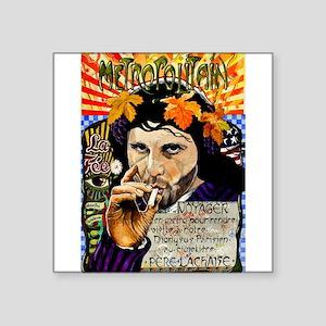 Jim Morrison : Dionysus Parisien Sticker