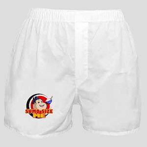 Sumo Size Me Boxer Shorts