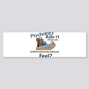 Therapy Bumper Sticker