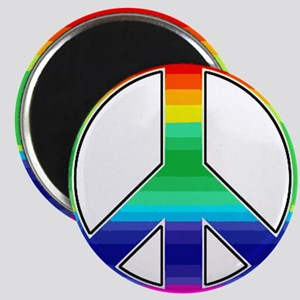 Peace Sign 2 Magnet