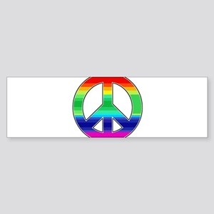 Peace Sign 2 Bumper Sticker