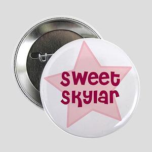 "Sweet Skylar 2.25"" Button (10 pack)"